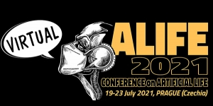ALIFE 2021 Logo