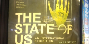 The State of Us Exhibition Banner