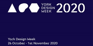 York Design Week Logo