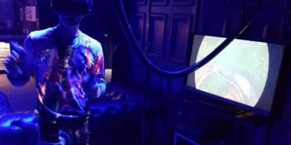 Mutator VR: Mutation Space & Vortex