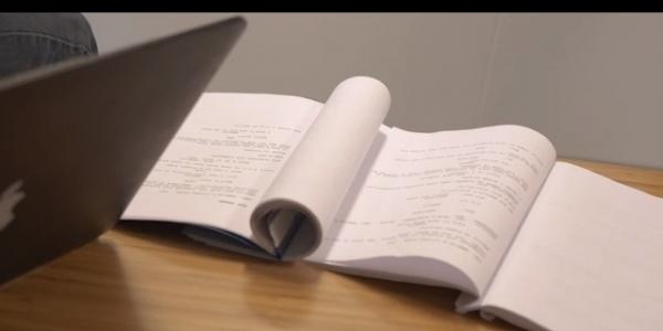 Cutting room script